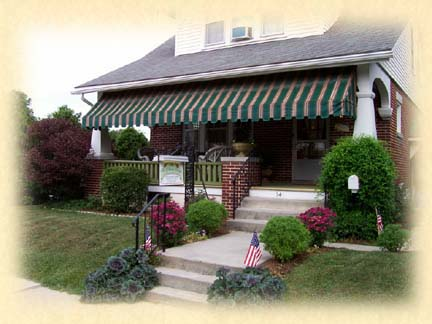 Hershey Bed And Breakfast Lodging At The Gibson House A Historic